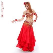 肚皮舞套装印度舞表演服装高档舞台演出服新款特价包邮 853#套装 价格:176.40