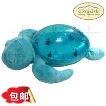 美国正品Cloud B水绿音乐海/乌龟海洋投影灯儿童安睡发光玩具礼品 价格:222.00