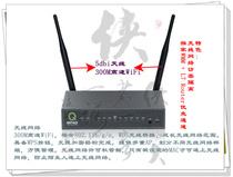 超值特价侠诺QNO SVM9548无线VPN小霸王路由器 防火墙精品推荐 价格:1080.00