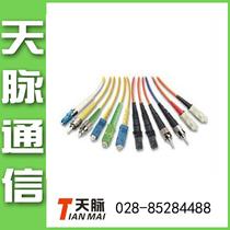贝尔卡特ST-ST多模光纤跳线   包通光 3米  多模正品 价格:9.00