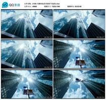 高楼大厦 城市建筑 商业都市 高清实拍视频素材 1080 价格:5.00