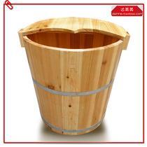 秒杀特价 香杉木足浴桶泡脚桶 洗脚木桶泡脚木桶足疗桶足浴盆高38 价格:96.00