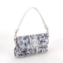 康尼KANGNI 水墨纹时尚单肩包(灰色)674589 价格:239.00