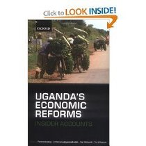 Uganda s Economic Reforms Insider Accounts 价格:6.80