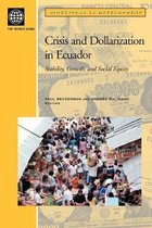 Crisis and Dollarization in Ecuador Stability Growth and 价格:6.80