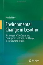 Environmental Change in Lesotho An Analysis of the Causes 价格:6.80