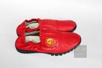 原厂正品L.Y.BOSHI红色休闲个性男鞋真皮舒适单鞋特价清货包邮 价格:199.00