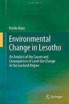Environmental Change in Lesotho  An Analysis of the Causes 价格:25.00