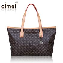 意大利oimei正品牌2013新款女包欧美大牌单肩包韩版复古潮大包包 价格:114.80