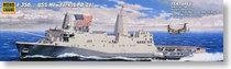 """MRC 小号手舰船模型 1/350  美国""""纽约""""号船坞登陆舰 64007 价格:500.00"""