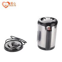 正品富丽宝FK-1401迷你电热水壶 1.4L保温水壶 不锈钢水壶包邮 价格:158.20