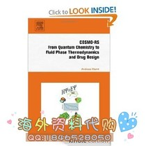 COSMO-RS: From Quantum Chemistry to Fluid PhaseThe 价格:216.00