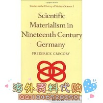 Scientific Materialism in Nineteenth Century Germany (St 价格:96.00