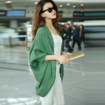 艾格专柜正品2013秋装新款韩版女装针织衫女中长款韩版毛衣外套女 价格:99.00