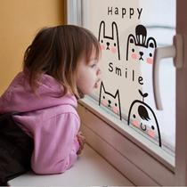 《微笑随意贴》本本贴笑脸贴开关贴随意贴墙贴纸 满68免邮 价格:8.00