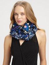 [主推]T&C大长方巾 各明星皆有的定位印花围巾 再到10个花色 价格:169.00