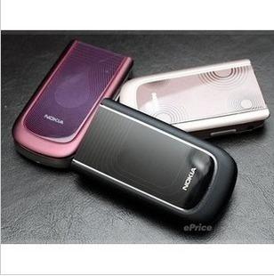二手原装特价Nokia/诺基亚 3710f正品3G 翻盖大按键 导航音乐手机 价格:390.00