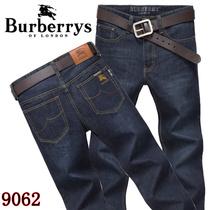 Burberry/巴宝莉男士牛仔裤男 直筒修身 长裤 正品代购男奢华大牌 价格:168.00