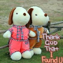 史诺比包邮大号史努比公仔史诺比狗毛绒玩具洋娃娃创意礼物 价格:70.20