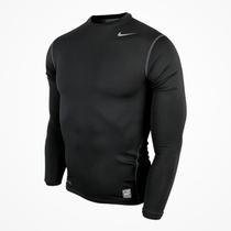 耐克正品NIKE Pro Hyperwarm男子加厚保暖运动长袖紧身衣456445SX 价格:249.00