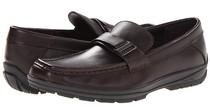 正品美国代购Calvin Klein男鞋软面牛皮手工缝制单鞋防滑休闲皮鞋 价格:1735.00