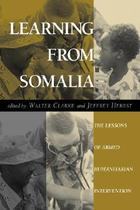 【预订】Learning from Somalia: The Lessons of Armed 价格:509.00