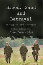 【预订】Blood, Sand and Betrayal: Struggles and Triumphs 价格:176.00