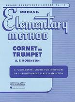 【预订】Rubank Elementary Method: Cornet or Trumpet 价格:85.00