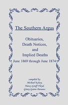 【预订】The Southern Argus: Obituaries, Death Notices and 价格:337.00