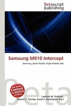 【预订】Samsung M910 Intercept 价格:954.00