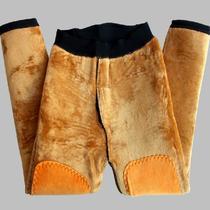 青少年男儿童三层加厚高腰小孩保暖裤 中大童超柔护膝护腰厚棉裤 价格:99.00