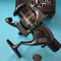蛇轮CB340钓鱼轮渔具配件绕线轮纺车轮后协力渔轮左右手收线器 价格:22.00