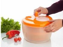 飞达三和水果蔬菜脱水器/沥水篮/沥水盆/洗菜篮/盆 /滤水篮H2220 价格:26.80