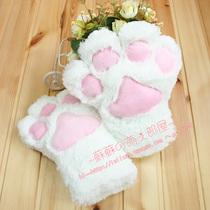 【第一猫爪店】女仆猫娘毛绒猫爪子手套熊爪 多色可选 22元/双 价格:22.00
