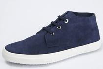 [特价]正品现货 Zegna Sport 13款男士中帮麂皮休闲鞋 A1677X 价格:1750.00