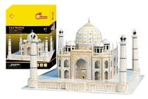 立体拼图 DIY益智玩具 儿童礼品 3D拼图 建筑模型 印度泰姬陵 价格:28.00