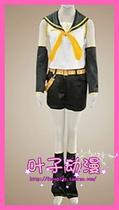 VOCALOID镜音双子COS服饰姐姐连/玲动cosplay初音未来服装 价格:260.00