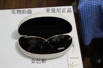 亚曼尼太阳眼镜新款2013款眼镜女时尚潮流明星款太阳镜女驾驶镜女 价格:95.00