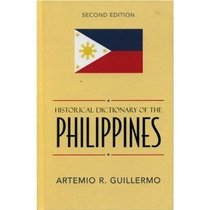 Historical Dictionary of the Philippines (Historic 价格:25.00