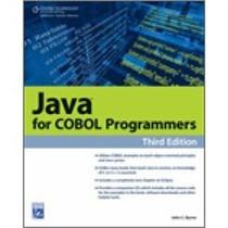 正版包邮Java for COBOL Programmers Third Editio【三冠书城】 价格:213.90