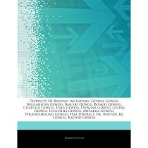 Articles on Districts of Bhutan, Including: Getena Gewog, Bh 价格:132.60