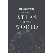 The Times Comprehensive Atlas Of The World /Times Atla 价格:972.00