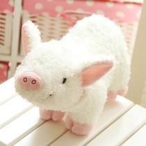 尤朵拉 神兽草泥猪毛绒玩具 绵羊猪公仔大号娃娃 生日礼物送女生 价格:28.00