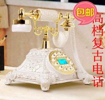 创意 时尚电话仿古电话机 欧式田园复古创意电话 家庭座机电话 价格:155.00