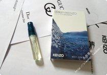 特价KENZO高田贤三风之恋男士香水试管小样2ml 正品试用装男香 价格:5.60