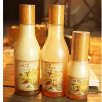 韩国SKINFOD/SKIN FOOD套装 南瓜牛奶水乳精华3件补水美白淡斑 价格:230.00