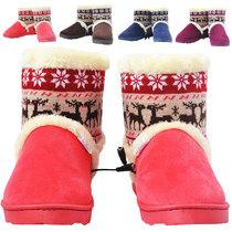 USB 插电两用 暖脚宝 暖脚鞋 电暖鞋 电热鞋 保暖鞋 正品 居优乐 价格:59.00