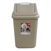 飞达三和 日式手拎摇盖塑料垃圾桶 摇盖 厨卧两用垃圾桶 价格:32.00