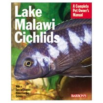 Lake Malawi Cichlids  by Mark Smith 完全宠物手册:慈鲷 价格:65.00