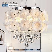 G【奥朵】现代简约水晶灯吸顶灯具卧室餐厅灯具客厅灯饰20203新 价格:599.50